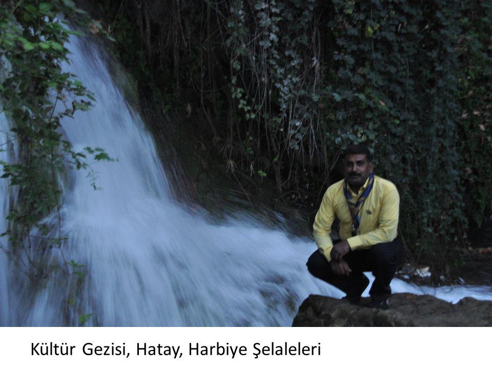 Kültür Gezisi, Hatay, Harbiye Şelaleleri