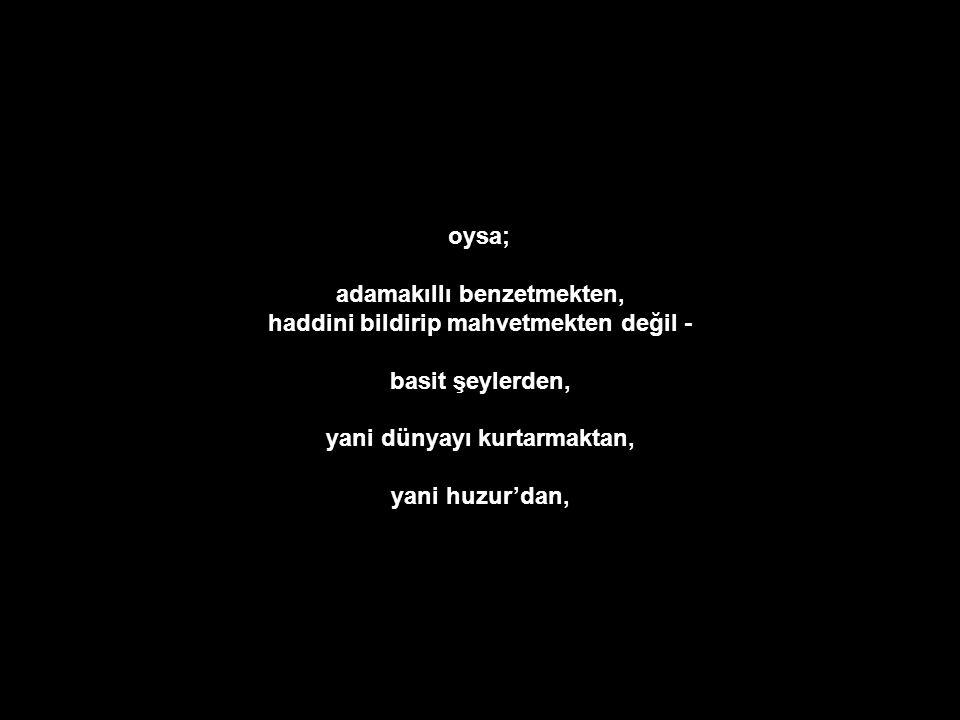 oysa;