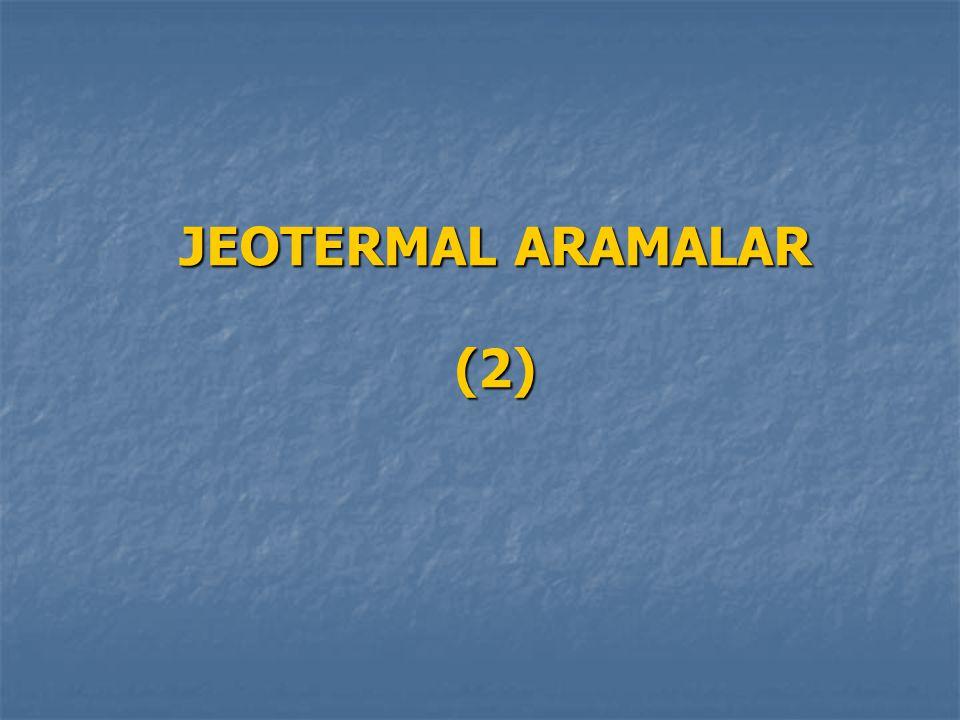 TAKIGAMI JEOTERMAL ALANI (JAPONYA) REZERVUAR KÜTLE DEĞİŞİMİNİN GRAVİTE YÖNTEMİ İLE İZLENMESİ (Daisuke Oka, Yasuhiro Fujimitsu, Jun Nishijima, Yoichi Fukuda and Makoto Taniguchi, 2012) Olası jeolojik model (Furuya et al., 2000) T1 den T27'ye kadar olan noktalarda gravite değişimi gözlenmiştir.