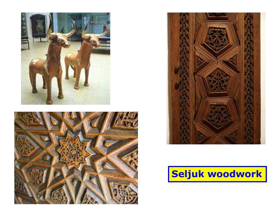 Seljuk woodwork