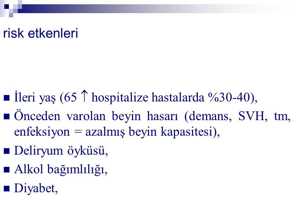 ASETİL KOLİN RESEPTÖRLERİ Muskarinik reseptörler.M1 (bellekle ilişkili), M2, Mx.
