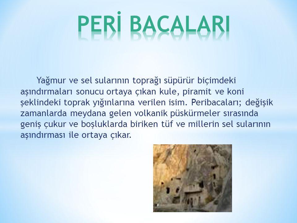 Kapadokya, (Pers dilinde Güzel Atlar Ülkesi anlamına gelir).
