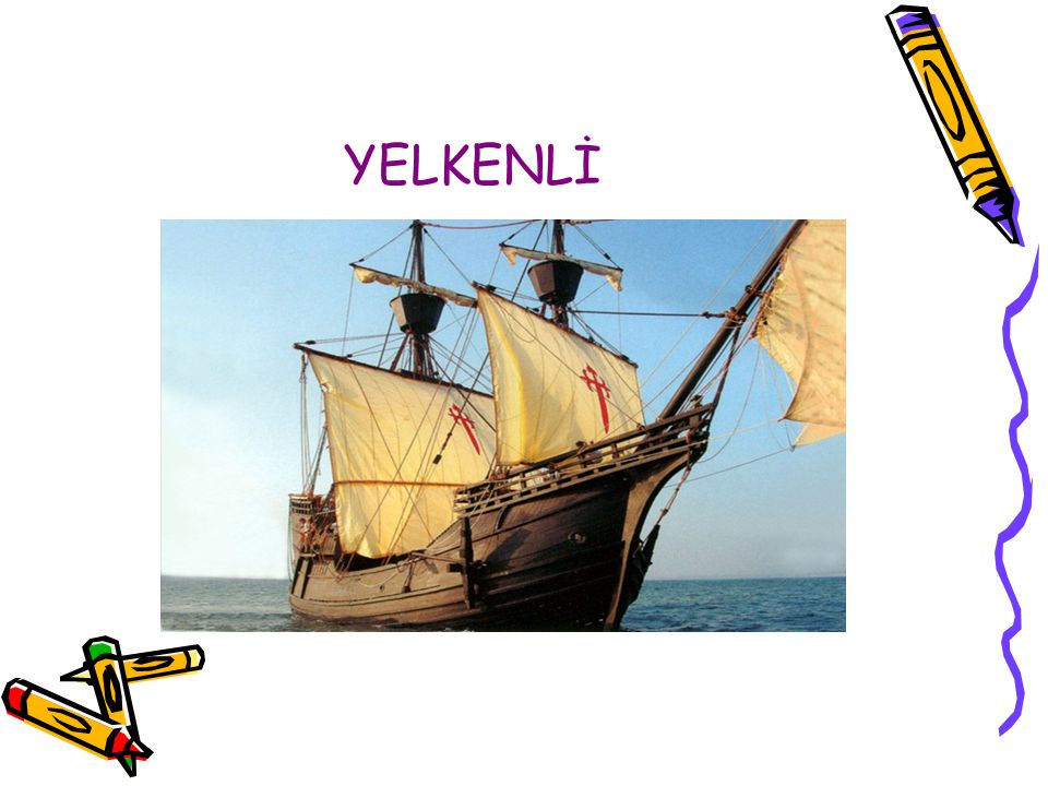 YELKENLİ