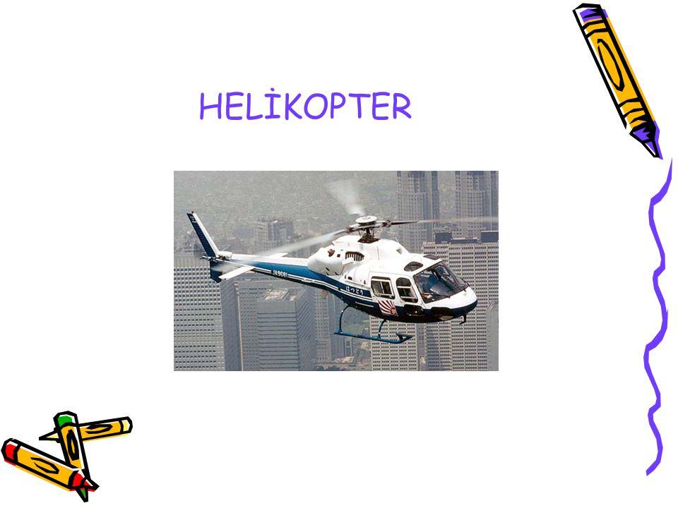 HELİKOPTER