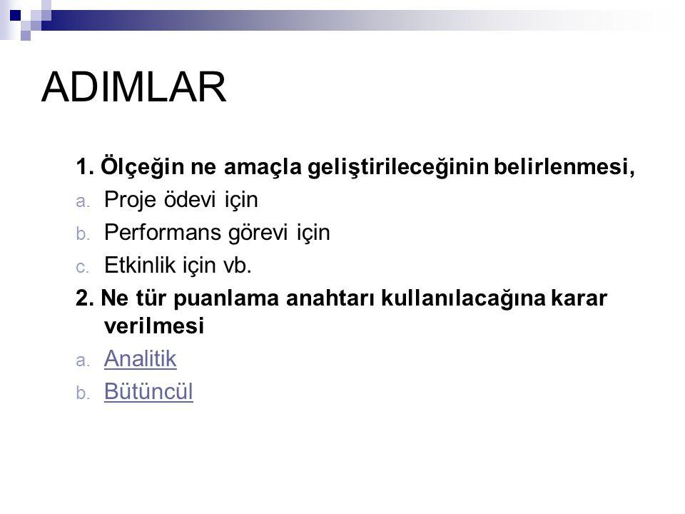 ADIMLAR 3.