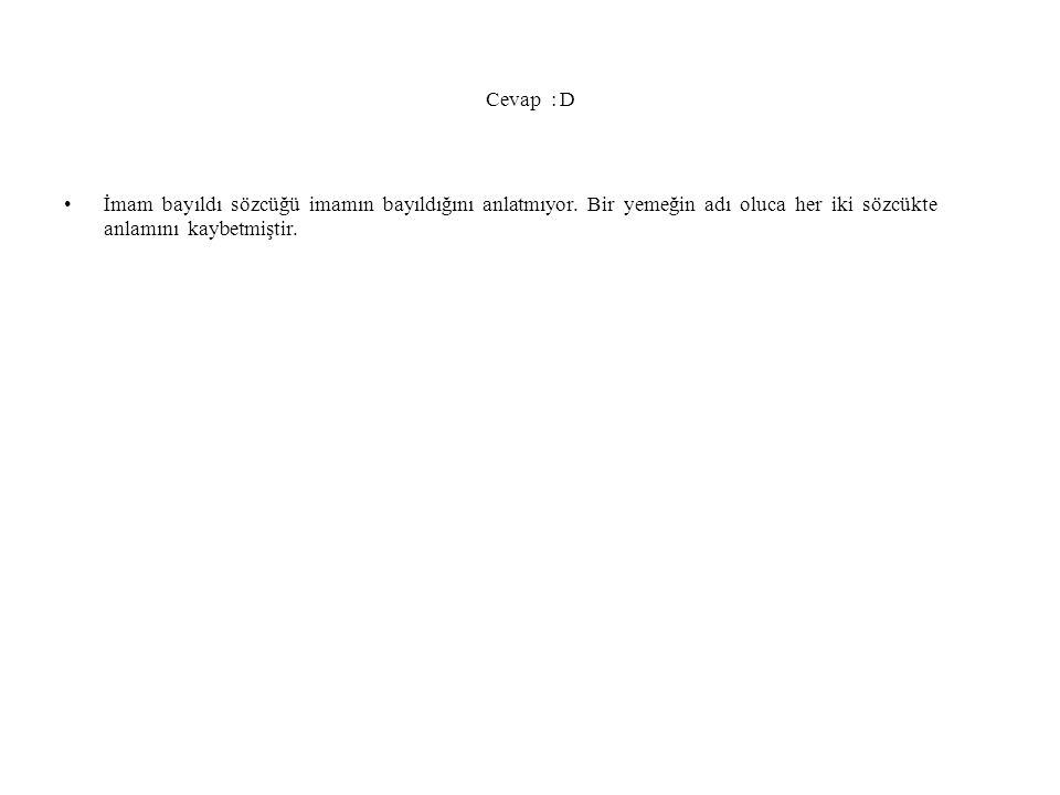 4.soru Aşağıdakilerin hangisinde türemiş sözcük vardır ? A.kitaplık B. insan C. eli D. mağazyı
