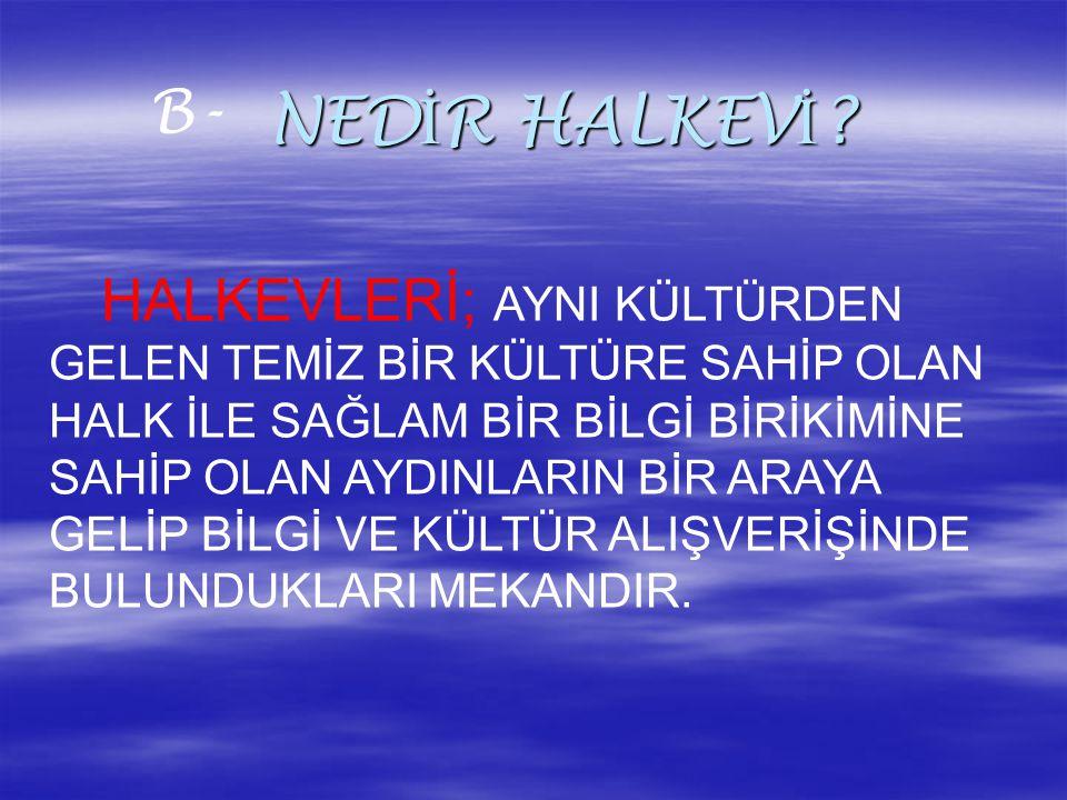 MİLLİYETÇİLİK BİLİNCİNİN OLUŞUM AŞAMALARI: 1-FİKRİ SAFHA : Ahmet Vefik Paşa'dan Türk ocaklarının kuruluşuna kadar 2-ROMANTİK SAFHA : 1912-1931 Türk Ocakları evresi 3-İRADİ MİLLİYETÇİLİK SAFHASI : Atatürk milliyetçiliği safhası