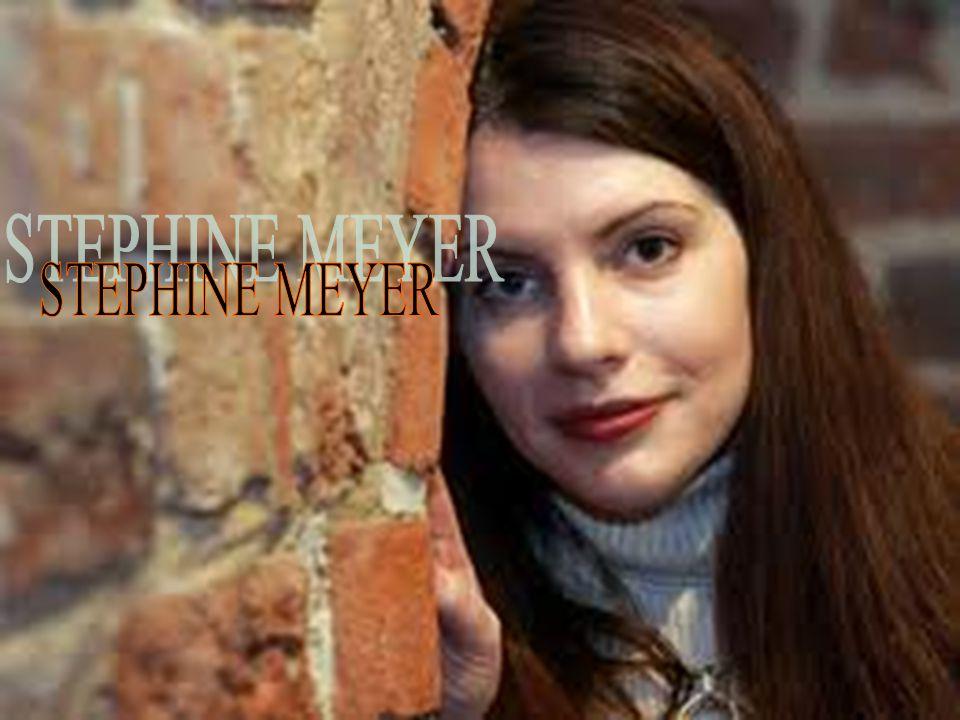 Stephenie Meyer, 24 Aralık 1973, Hartford, Connecticut doğdu.