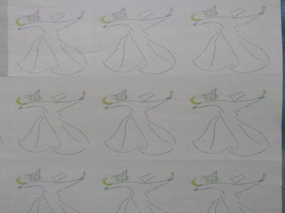 HALİME BALI 1)Logo 2)Kukla 3) Ece'nin evi (Fiskos Masası ve vazo)