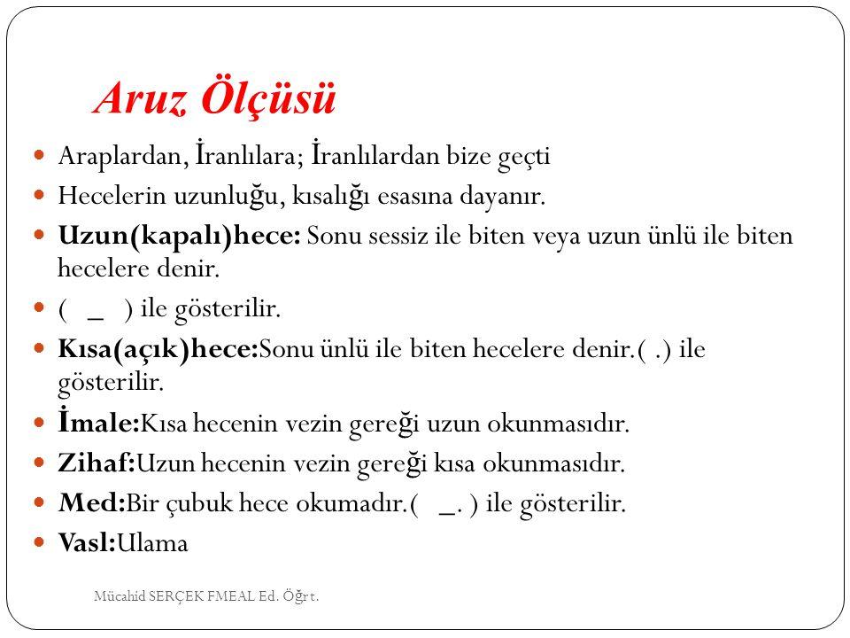 TÜRK EDEB İ YATINDAK İ EN ÖNEML İ MESNEV İ LER Türk edb.