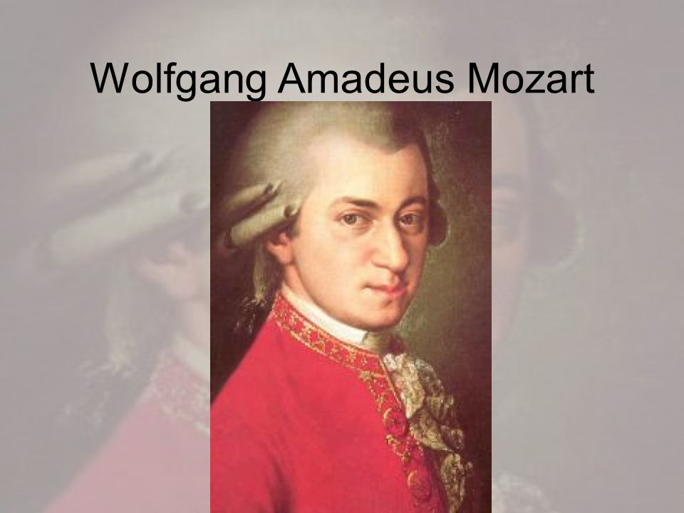 Bu da diğeri Mozartın ölümü