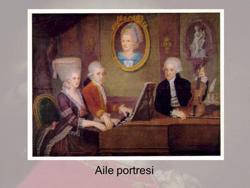 Aile portresi