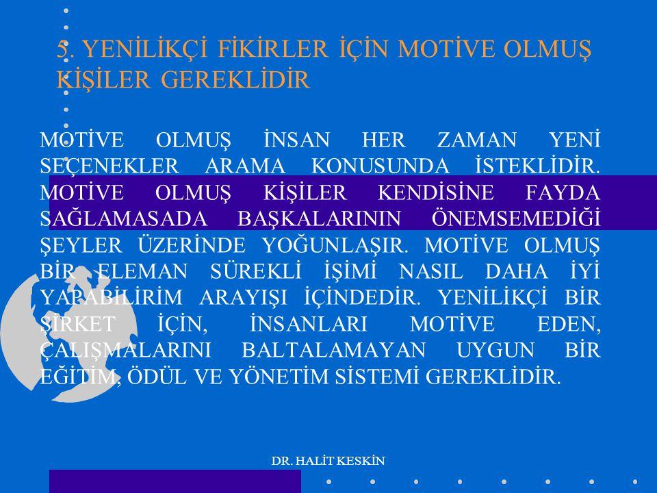 DR. HALİT KESKİN 5.