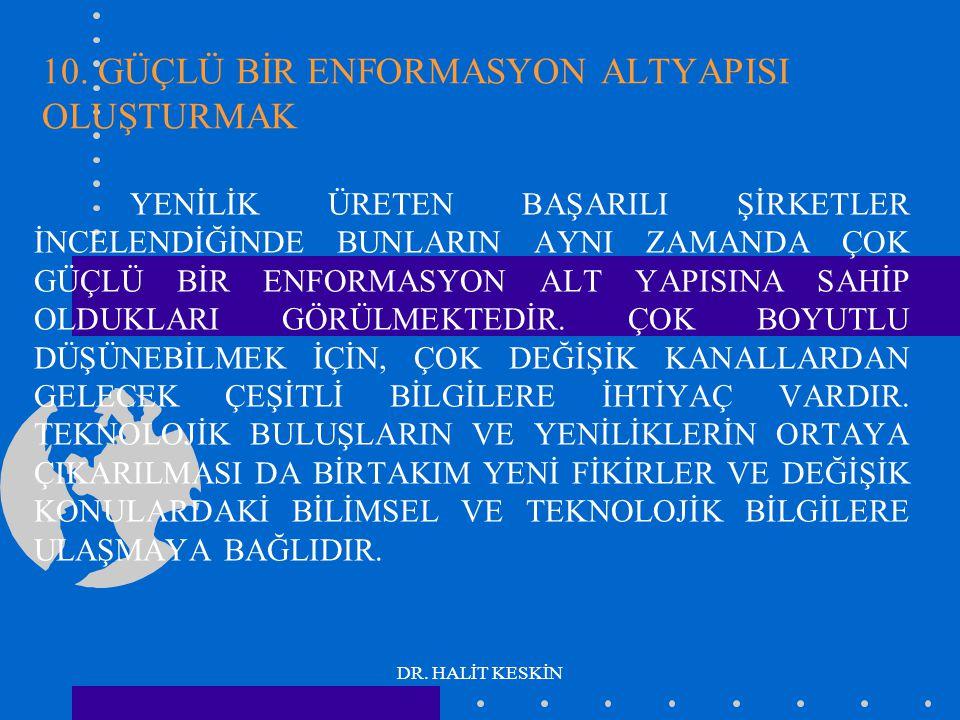 DR. HALİT KESKİN 10.