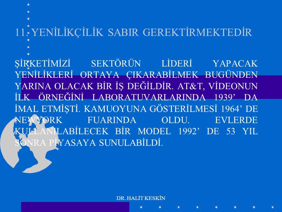 DR. HALİT KESKİN 11.