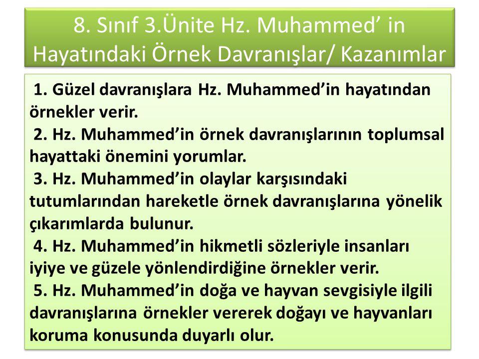 1.Hz. Muhammed (s.a.v) İnsanlara Değer Verirdi Bir kimsenin size değer verdiğini nasıl anlarsınız.