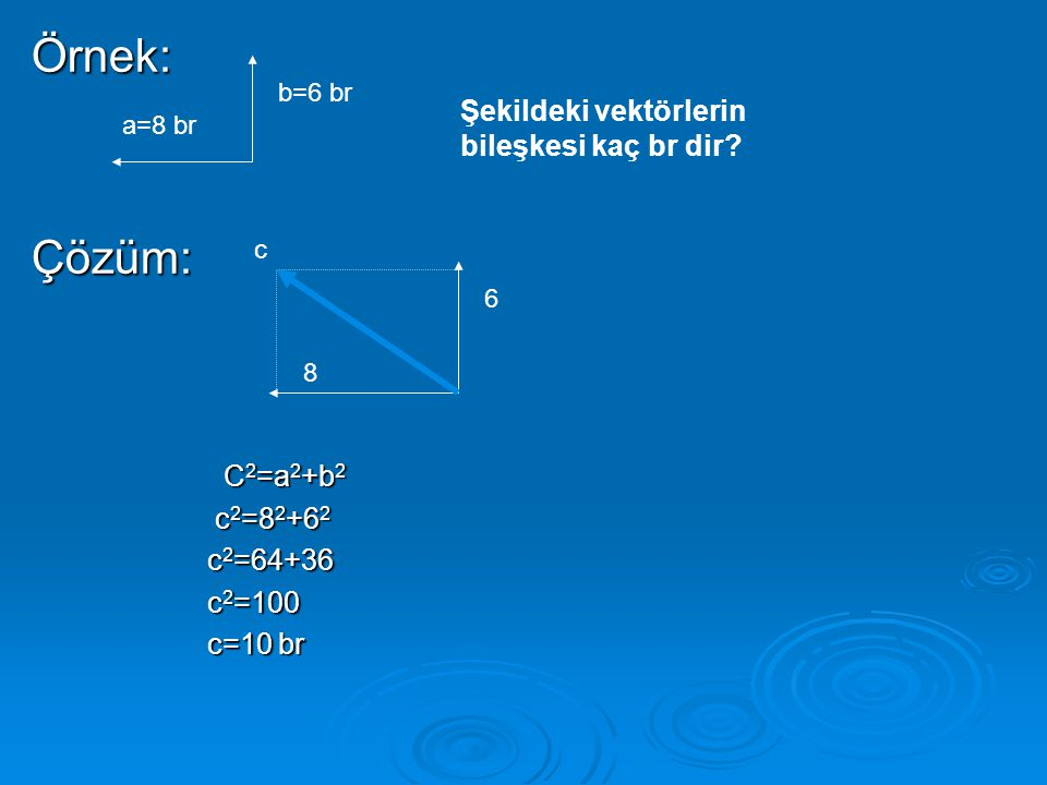 B)PARALEL KUVVETLERİN DENGESİ: 1)Aynı yönlü paralel iki kuvvetin dengesi: AB C F1F1 F2F2 R' R R=R'=F 1 +F 2 C'ye göre moment alınarak, bileşke vektörün yeri bulunabilir.