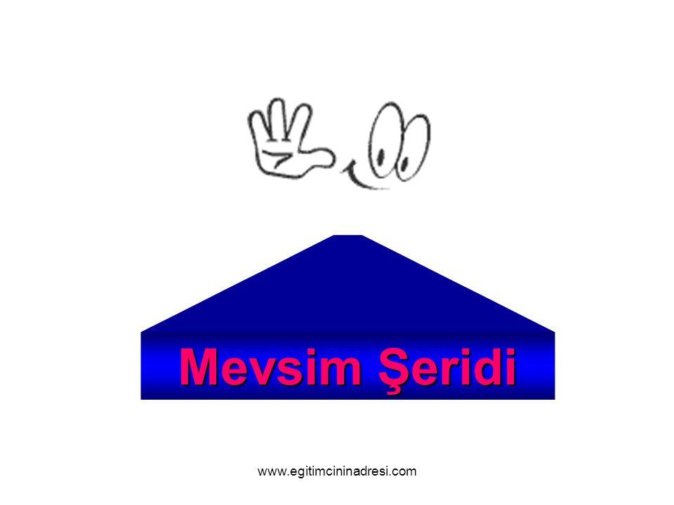 Mevsim Şeridi www.egitimcininadresi.com