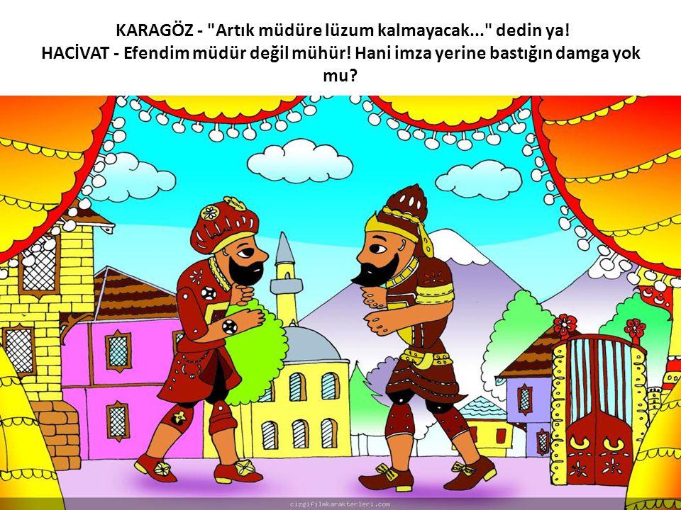 KARAGÖZ -