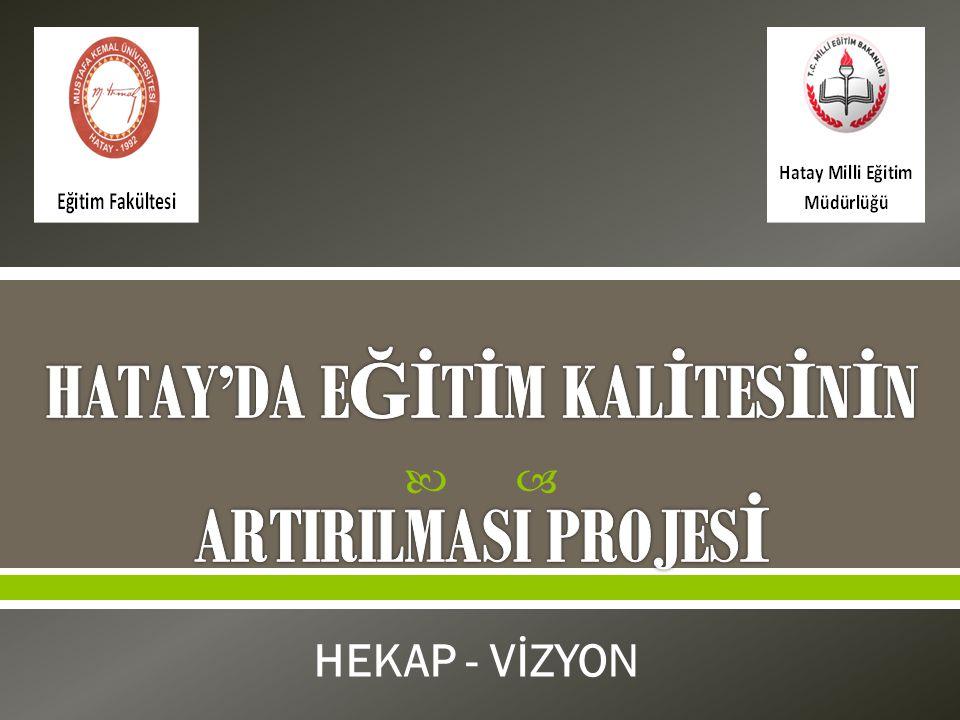  HEKAP - VİZYON