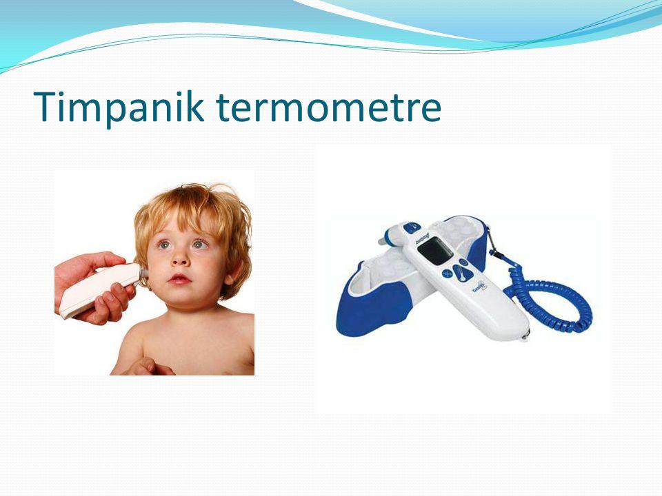 Timpanik termometre