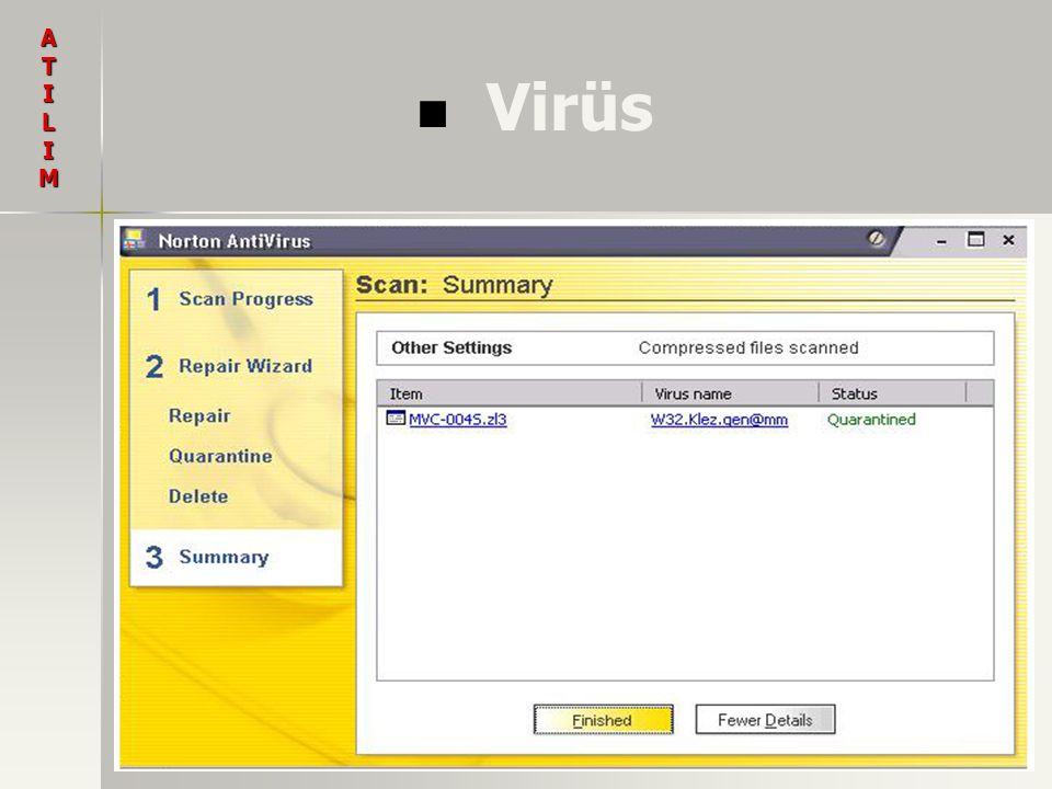 Virüs ATILIM