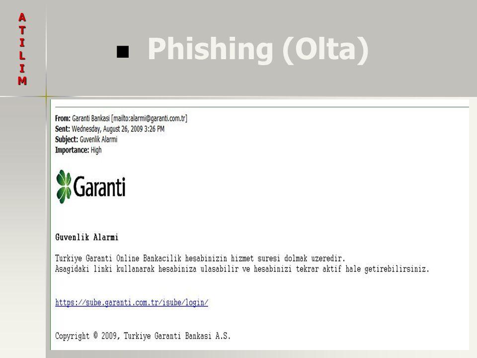 Phishing (Olta) ATILIM
