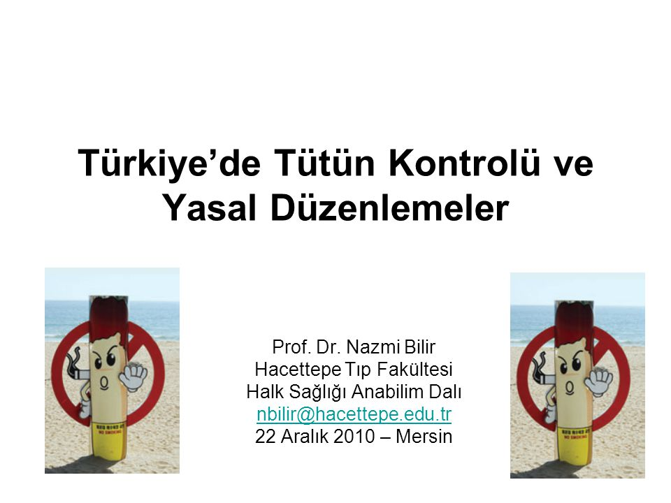 Ankara İTKK Çalışmaları