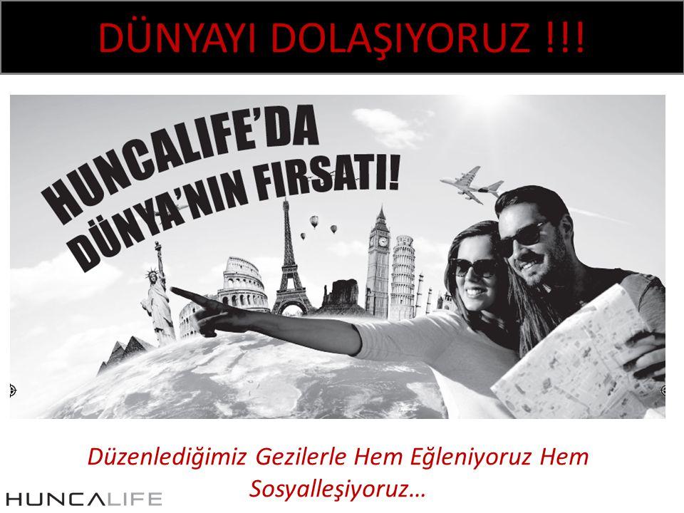 DÜNYAYI DOLAŞIYORUZ !!! Düzenlediğimiz Gezilerle Hem Eğleniyoruz Hem Sosyalleşiyoruz…