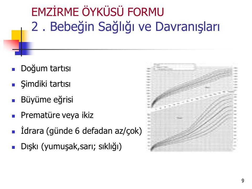 10 EMZİRME ÖYKÜSÜ FORMU 2.