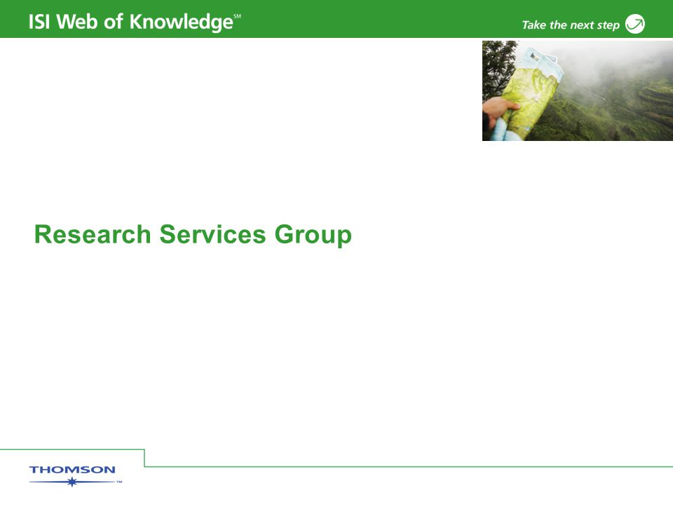 Research Services Group