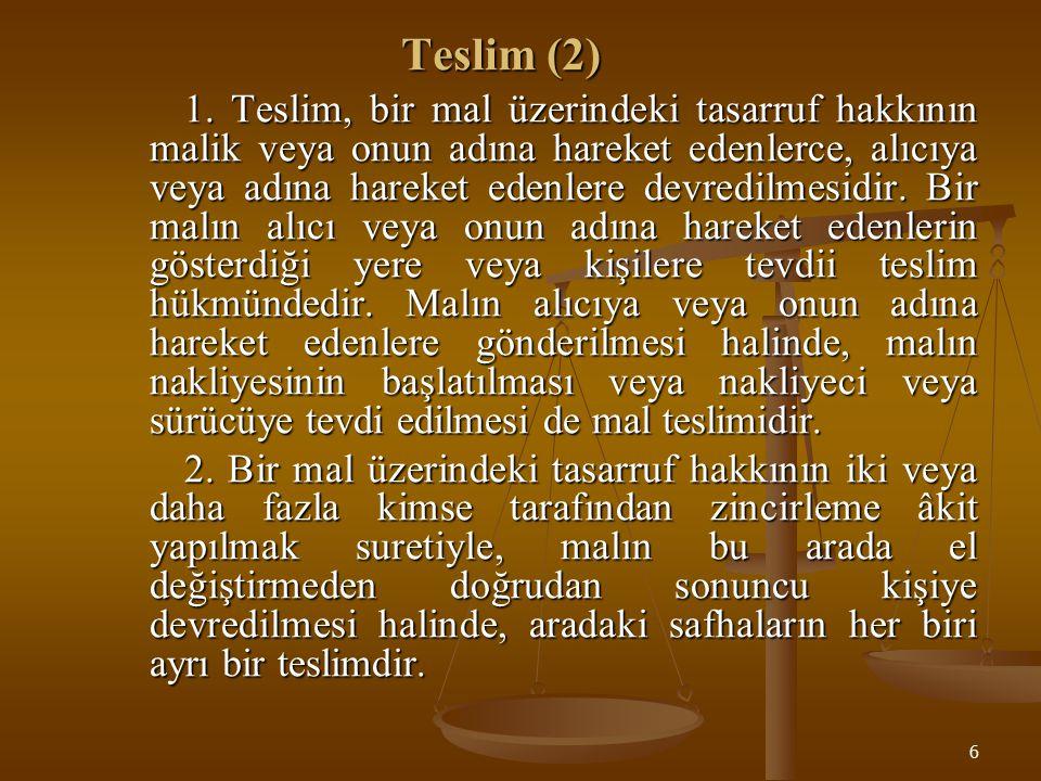 6 Teslim (2) 1.