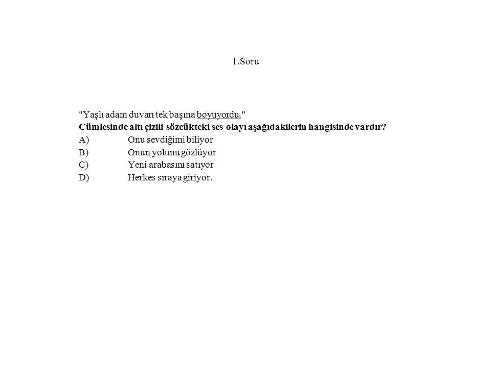 1.Soru