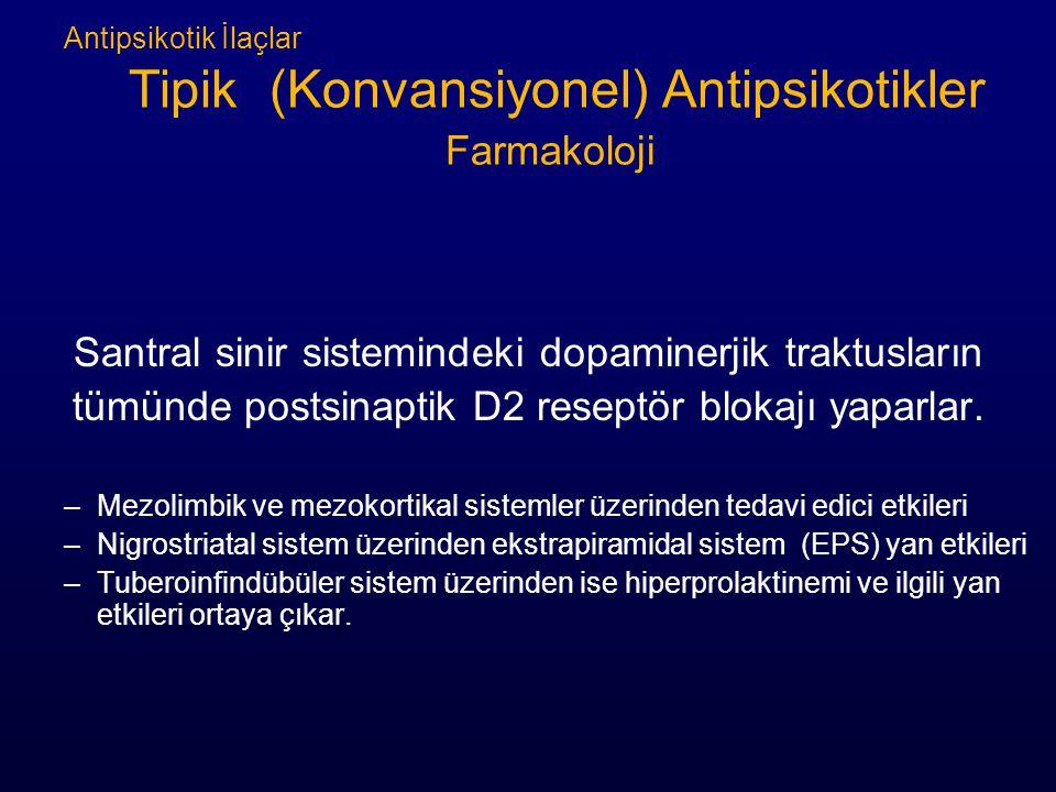 Atipik Antipsikotikler Prolaktin Üzerine Etkileri