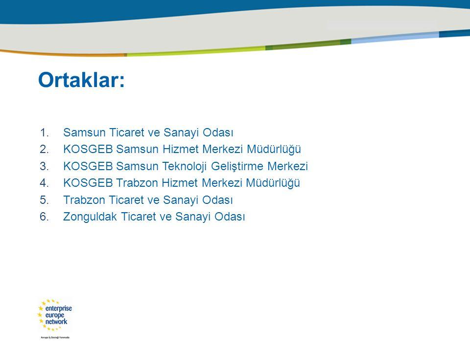 İrtibat Ofisleri Kastamonu Tanıtım Toplantısı 09.11.2010 AB Hibe Fonları – Sinop 11.03.2010
