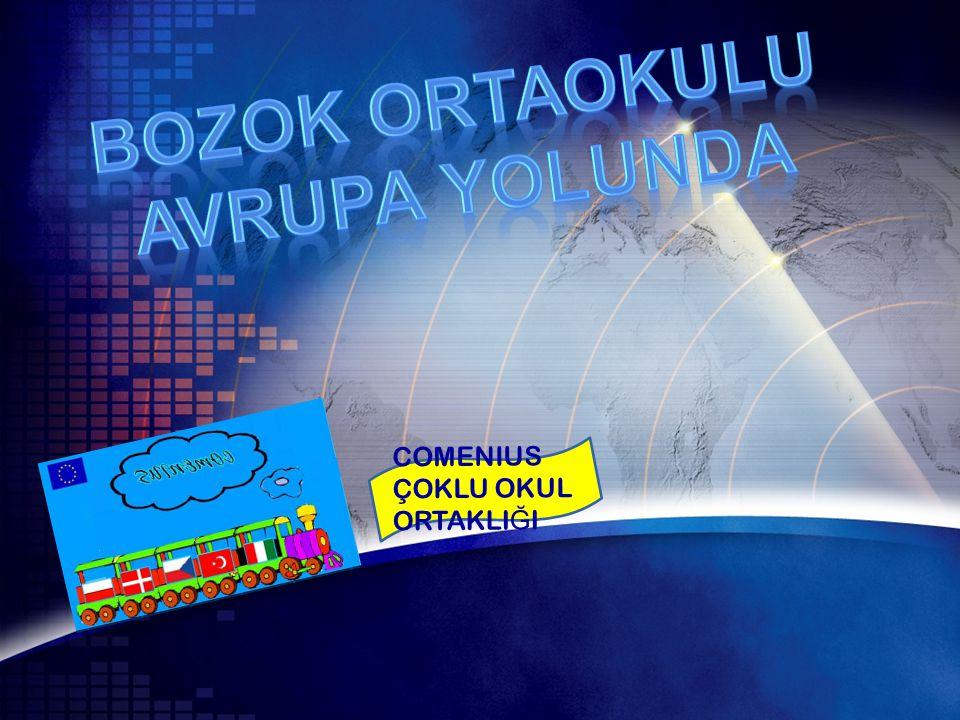 COMENIUS COMENIUS ÇOKLU OKUL ORTAKLI Ğ I