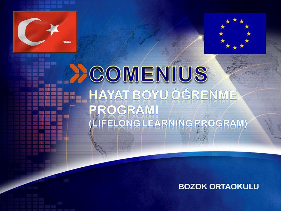 İÇERİK Okulumuzun ortak oldu ğ u proje COMENIUS nedir? BOZOK ORTAOKULU