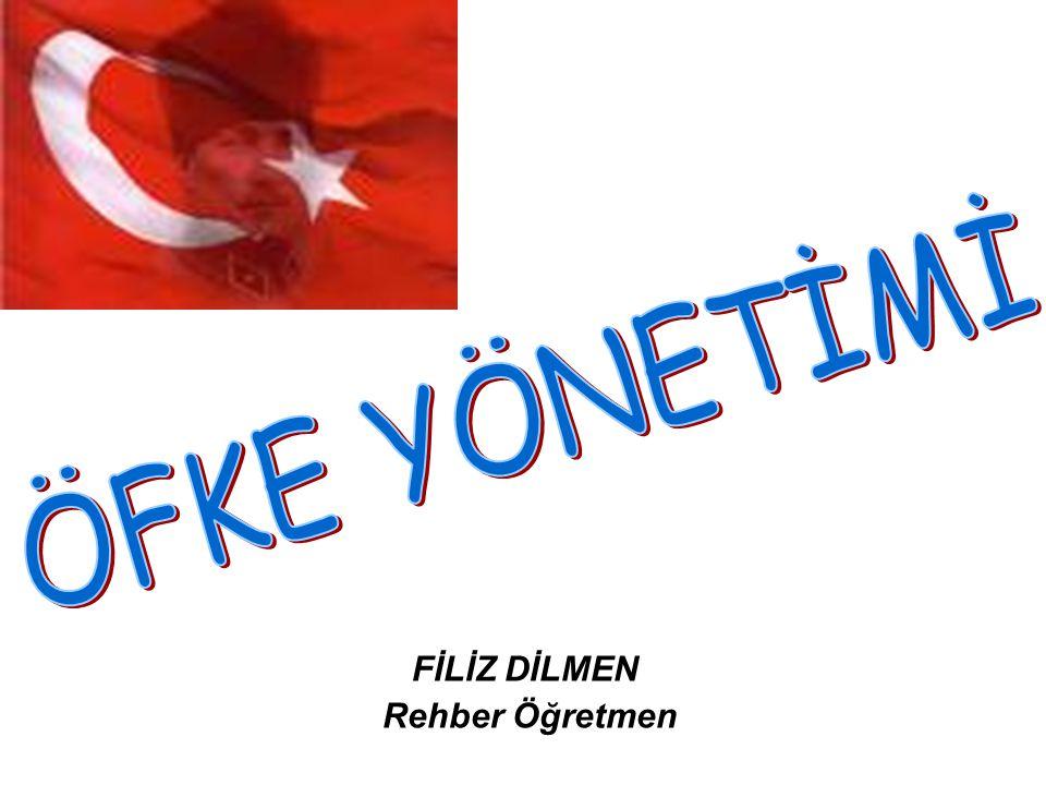 ÖFKE YÖNETİMİ 4.