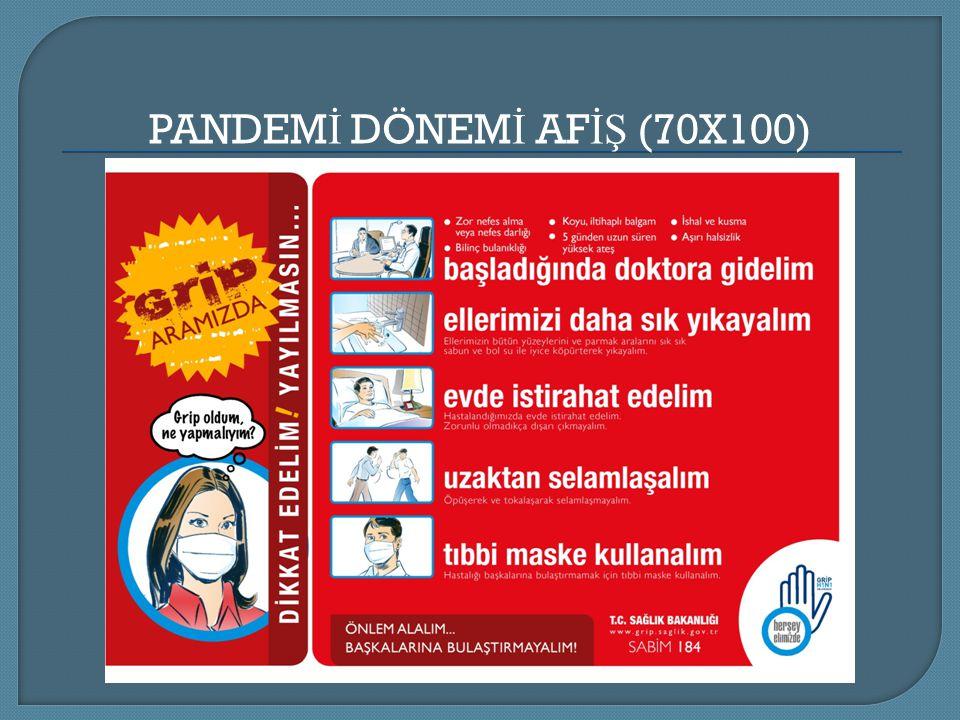PANDEM İ DÖNEM İ AF İŞ (70X100)