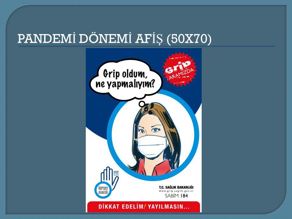PANDEM İ DÖNEM İ AF İŞ (50X70)