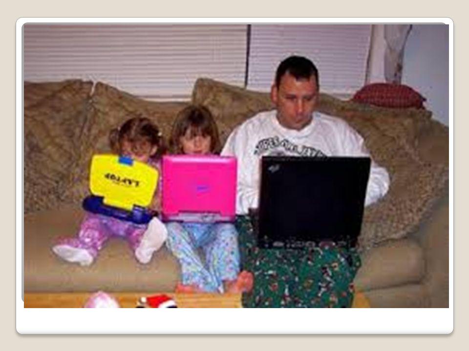 Birçok çocuk, ailesi ile birlikte olmak veya arkadaşları ile oyun oynamak yerine bilgisayarı ile uzun süre başbaşa kalmayı tercih etmektedir.
