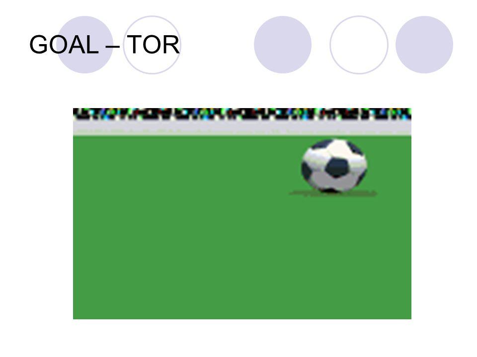 GOAL – TOR