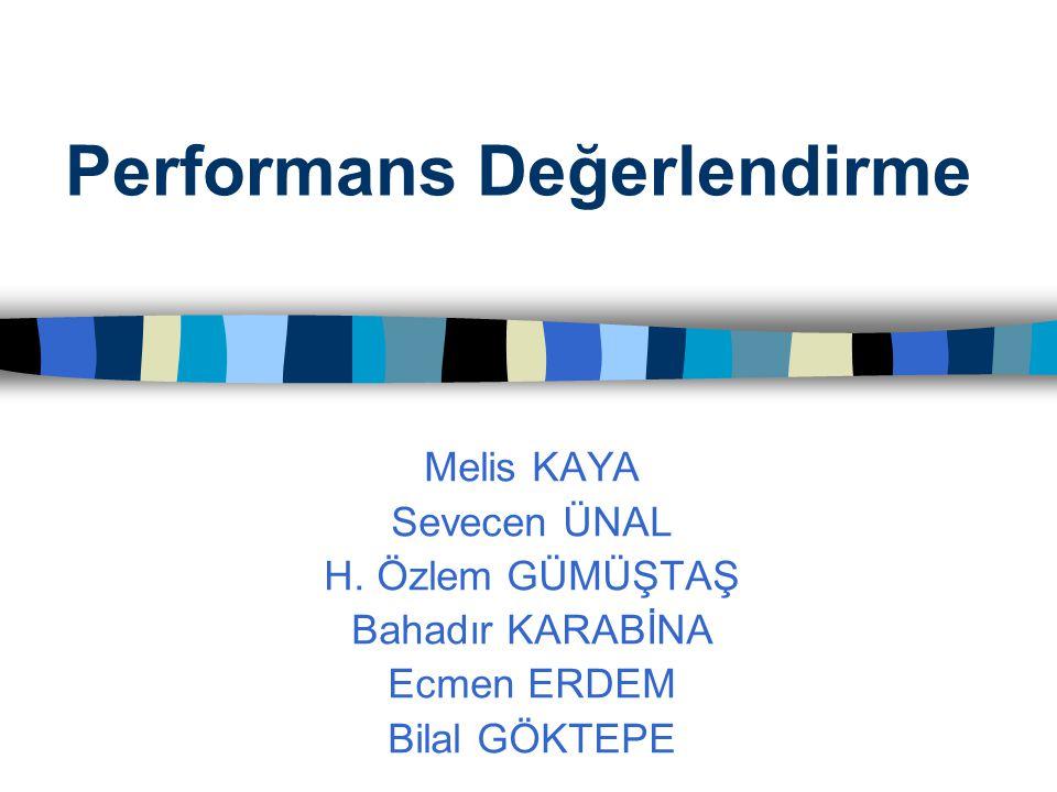 Performans Değerlendirme22 Performans Puanlama (devamı) n Ödevin içereceği standartlar belirlenir.Öğretmen, ödeve ilişkin belirlediği standartları öğrencilerle paylaşarak, bunları öğrencilere sunar.