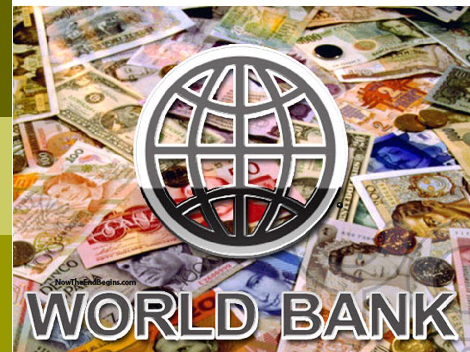 DÜNYA BANKASI FİNNASMAN KAYNAKLARI Tüm Dünya Bankası kredilerinin yaklaşık dörtte birini oluşturan IDA fonları, en yoksul ülkelere faizsiz kredi ve hibe sağlar.
