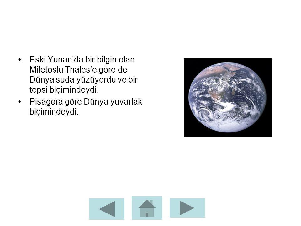 DÜNYAMIZIN KATMANLARI Dünya'mız şu katmanlardan oluşur: a-Hava küre b-Su küre c-Taş küre d-Ağır küre e-Ateş küre