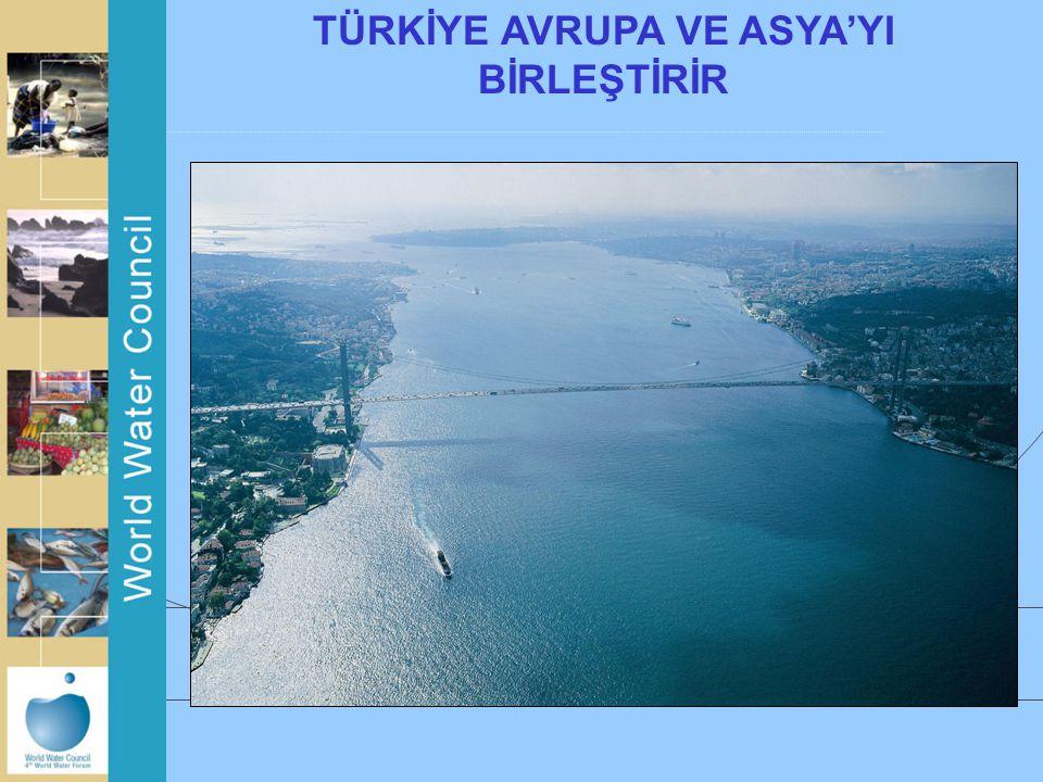 5.Dünya Su Forumu İletişim İstanbul '09 Odak Gelecek iki yılın altı çizilen konuları….