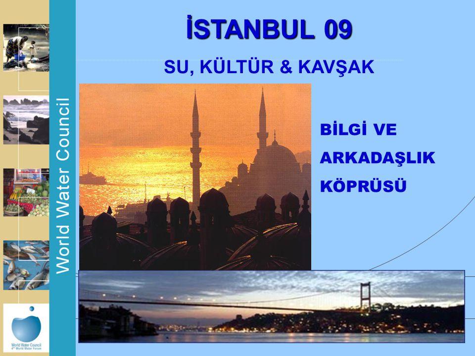 İSTANBUL 09 SU, KÜLTÜR & KAVŞAK BİLGİ VE ARKADAŞLIK KÖPRÜSÜ