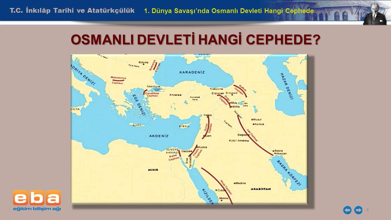 T.C.İnkılâp Tarihi ve Atatürkçülük 5 1.