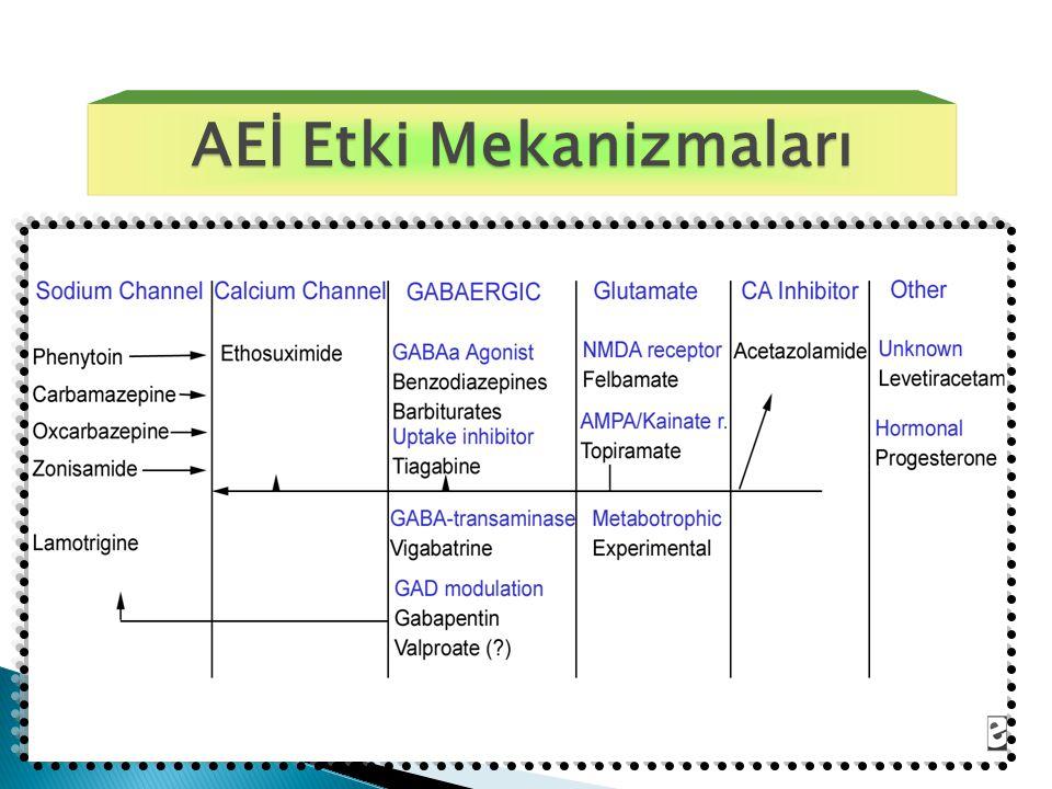 AEİ Etki Mekanizmaları