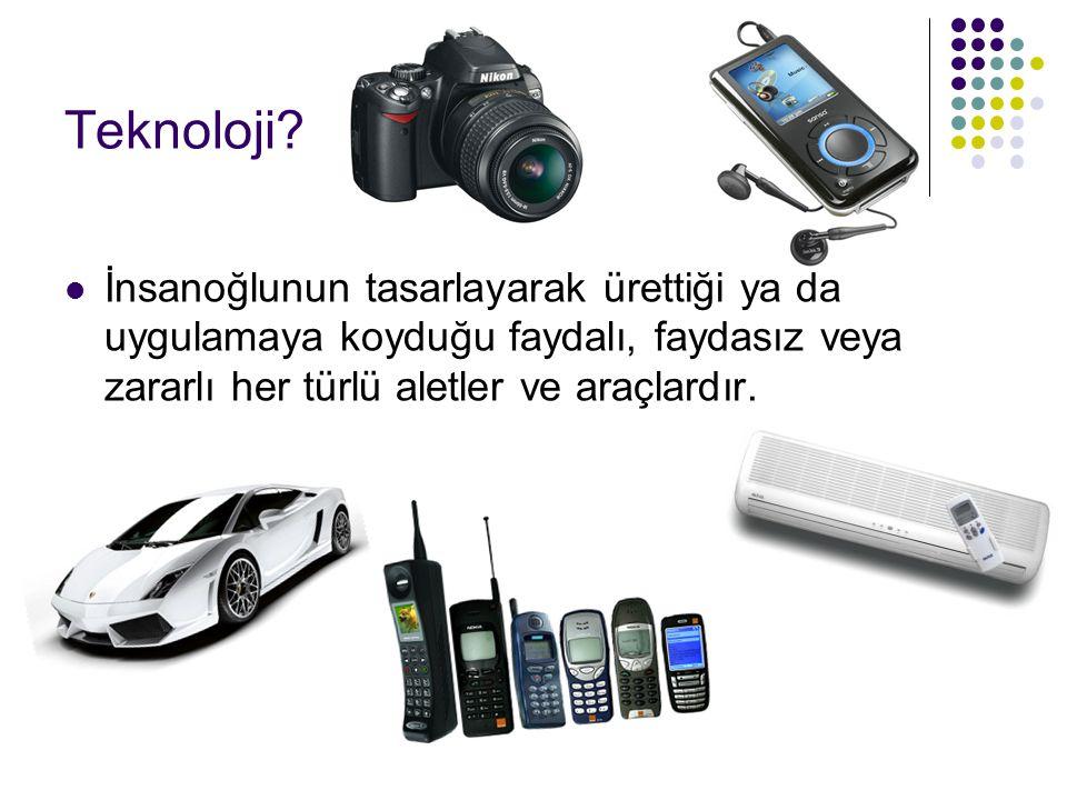 Bilişim Teknolojileri (BT) Nedir.